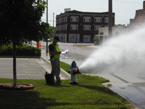 Annual Hydrant Flow Test