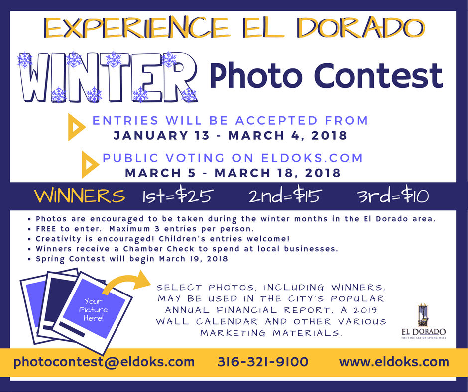 Photo Contest 2018 Winter Edition