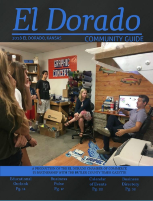 El Dorado Community Guide Cover Opens in new window
