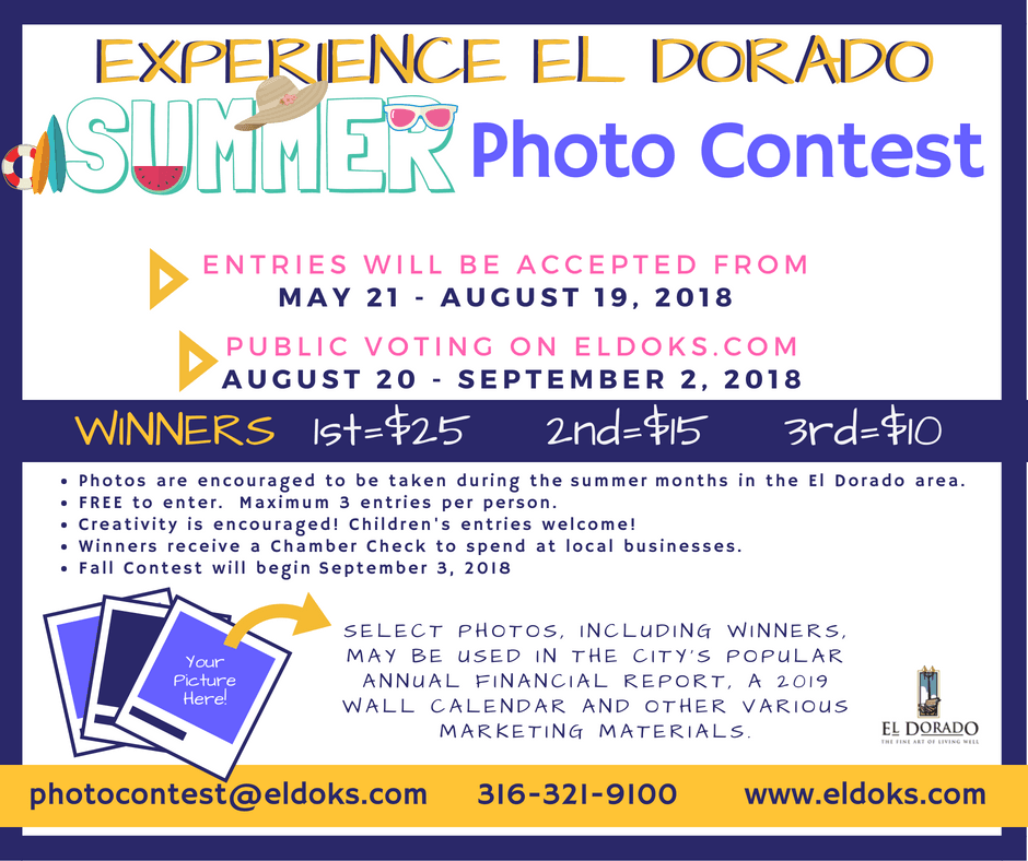 Summer El Dorado Photo Contest