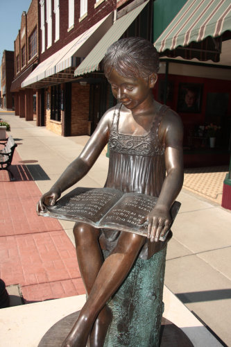 El Dorado Main Street Sculpture