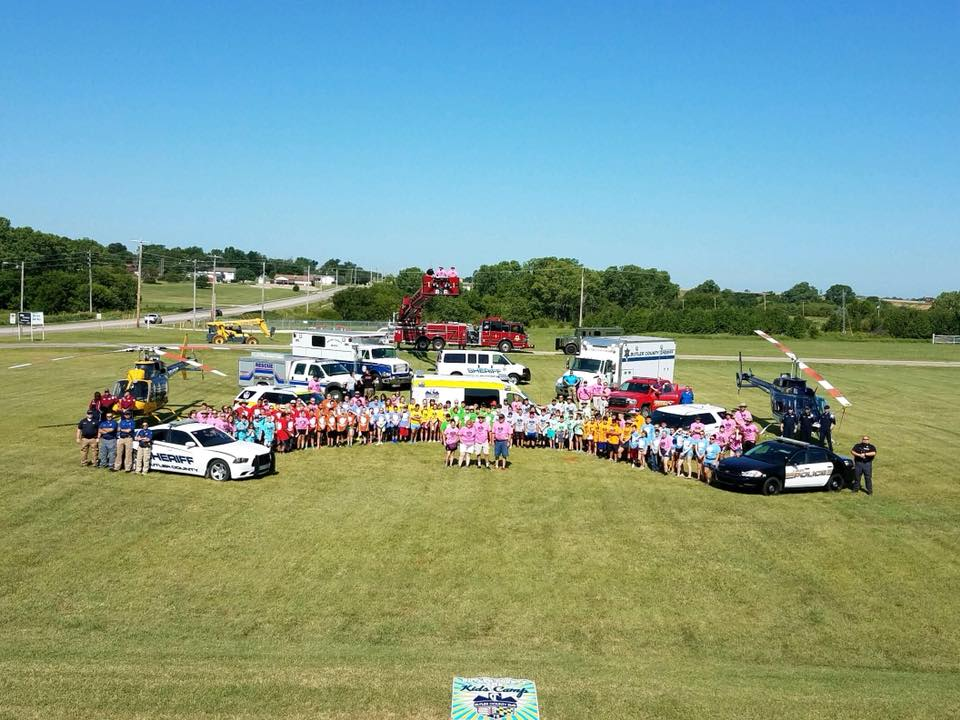 Butler County EMS Kids Camp