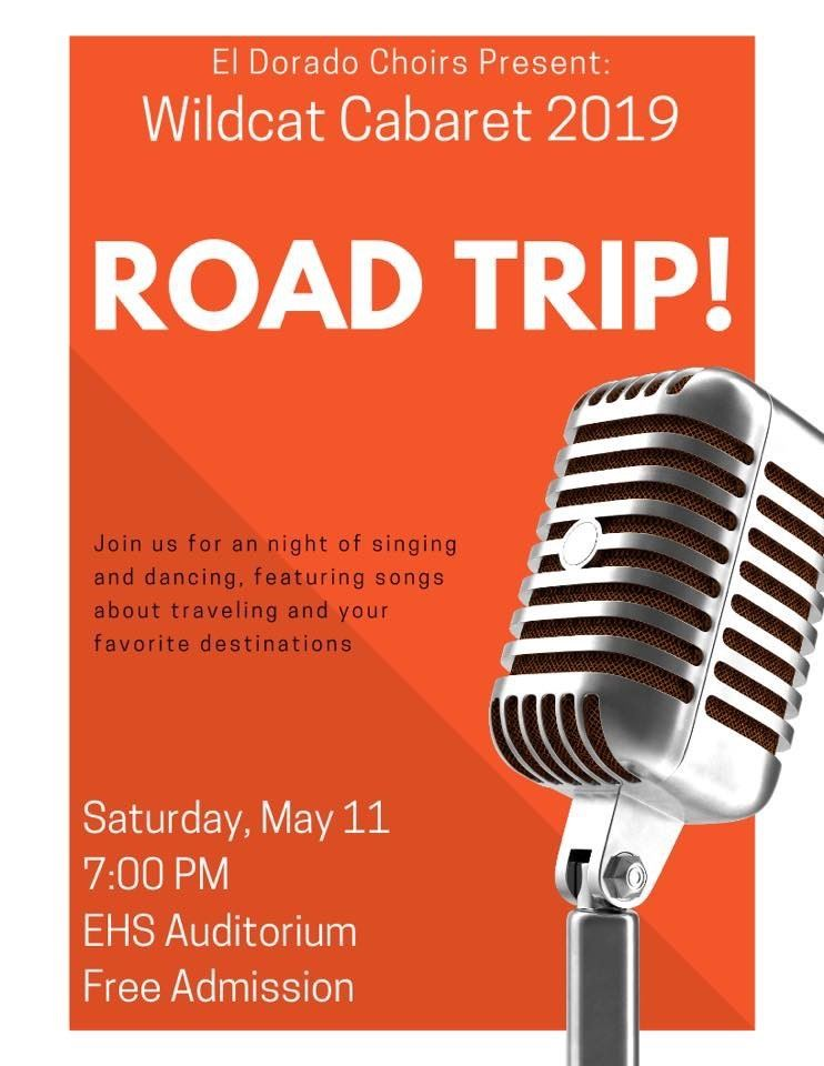 El Dorado Choirs present Road Trip!