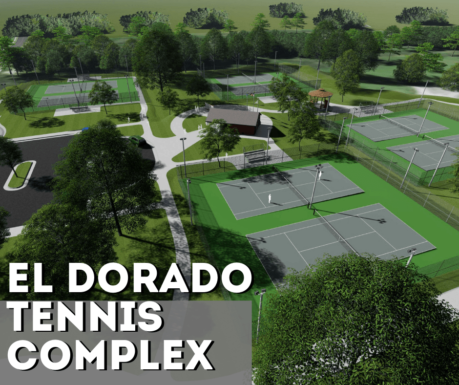El Dorado Tennis Complex pic for homepage