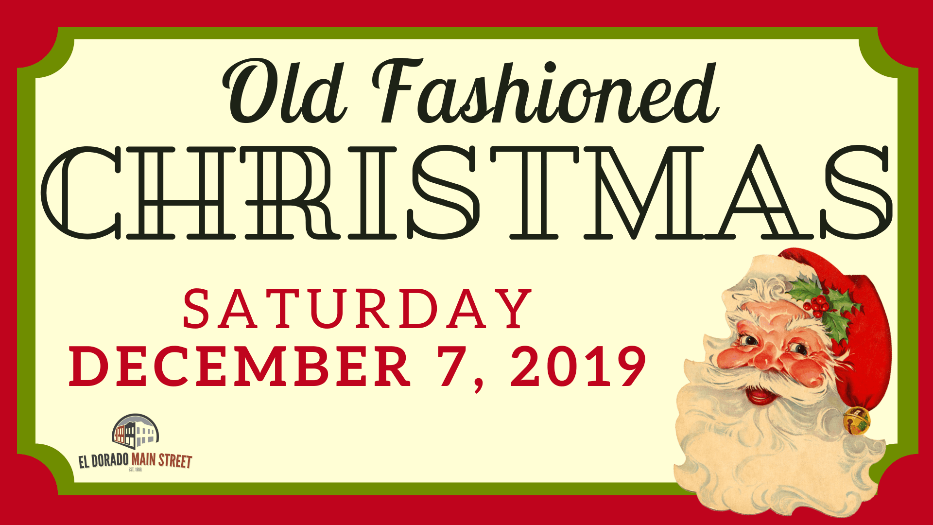 Facebook Cover Old Fashioned Main Street Christmas 2019 (1)