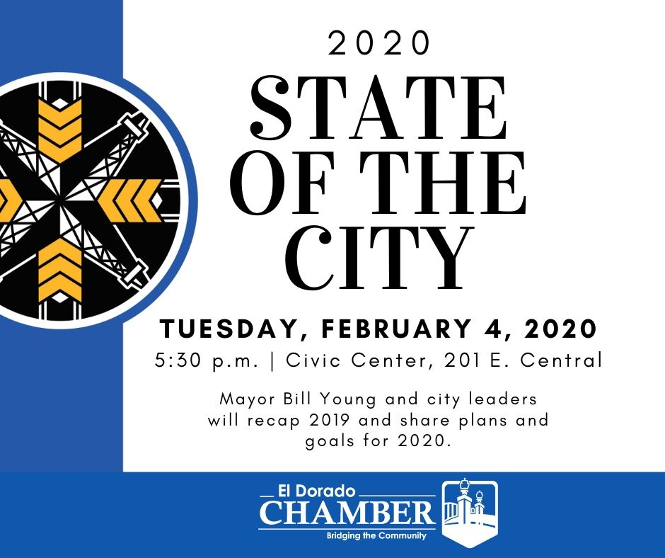 State of the city Feb. 4
