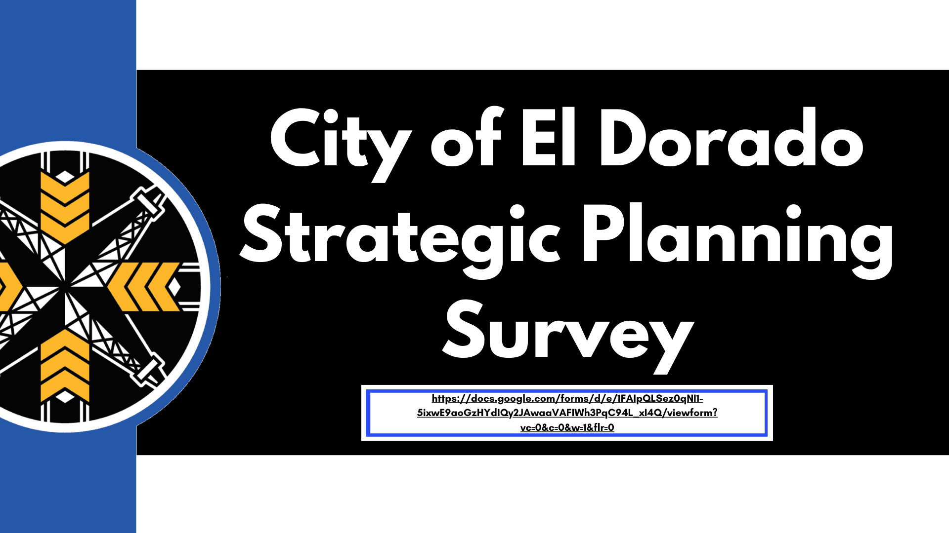 City of El Dorado Survey Image