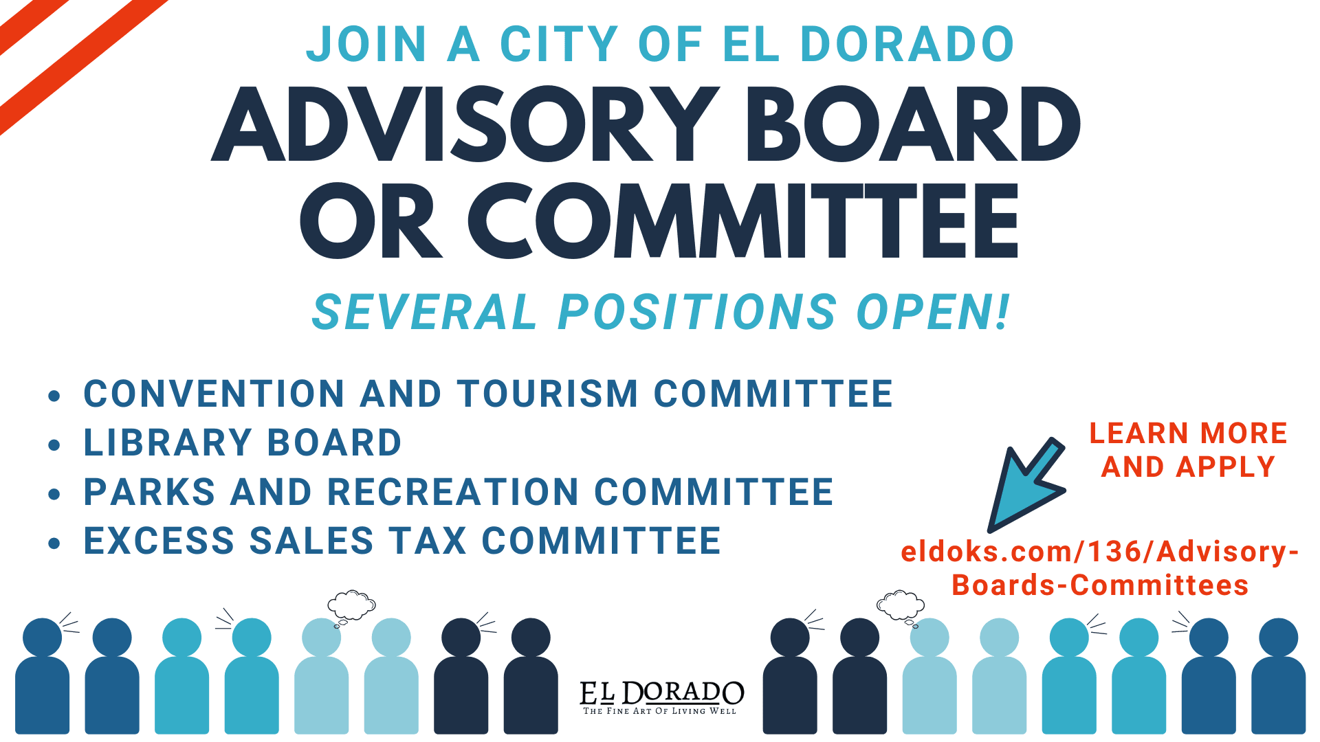 Advisory Board and Committee Openings